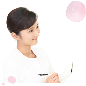 Beauty&Spa HANAGOROMOでカウンセリング